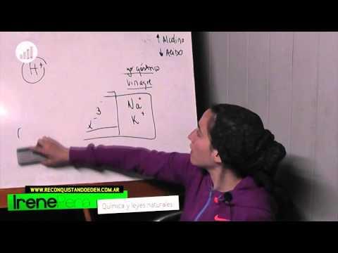 Química y Leyes naturales (Clase 2)