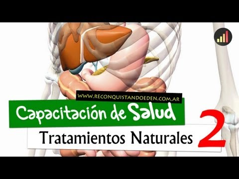 Tratamientos naturales para el Aparato Digestivo