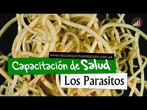 Los indicios de las plantas de los parásitos