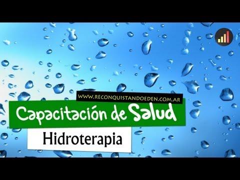 La Hidroterapia (Clase 7)