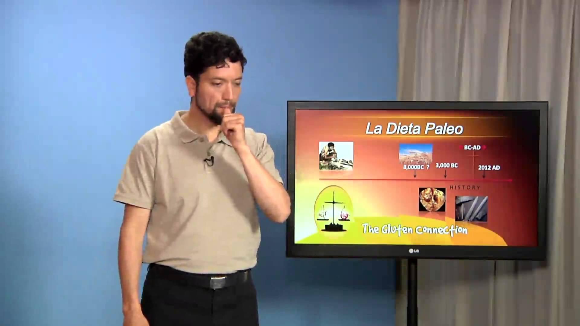 El Gluten (Orígenes) – Oscar Sande