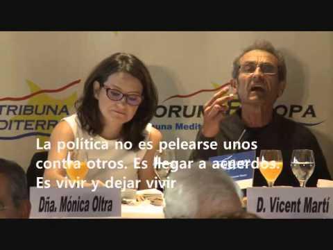 Campesino español deja en ridículo a una sala llena de políticos y empresarios